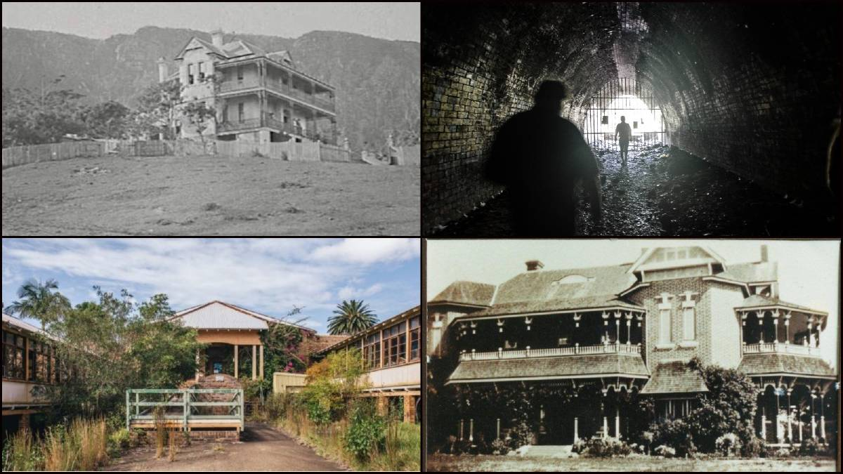Haunted Places In The Illawarra And South Coast Part Two Illawarra Mercury Wollongong Nsw