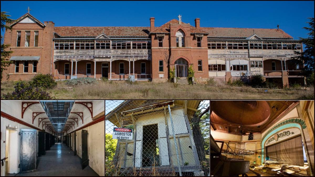 Australia S Creepiest Abandoned Buildings Illawarra Mercury Wollongong Nsw