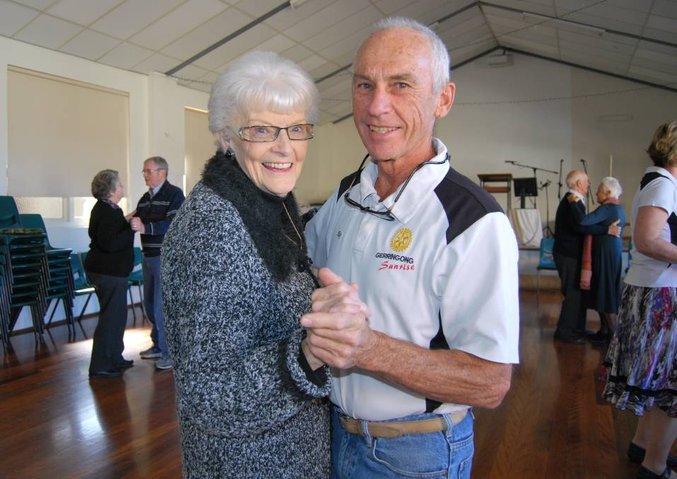 'Social Dancing for People with Dementia' is back