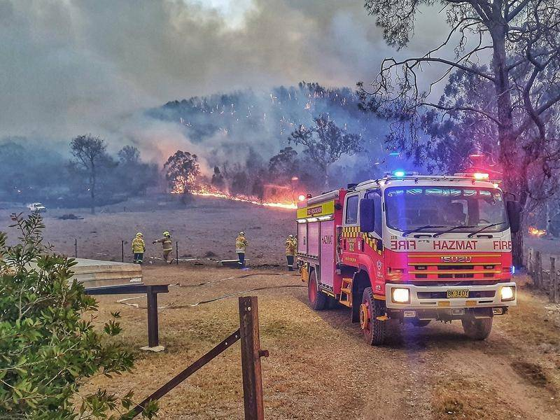 South Coast man accused of defrauding bushfire charities in bail court