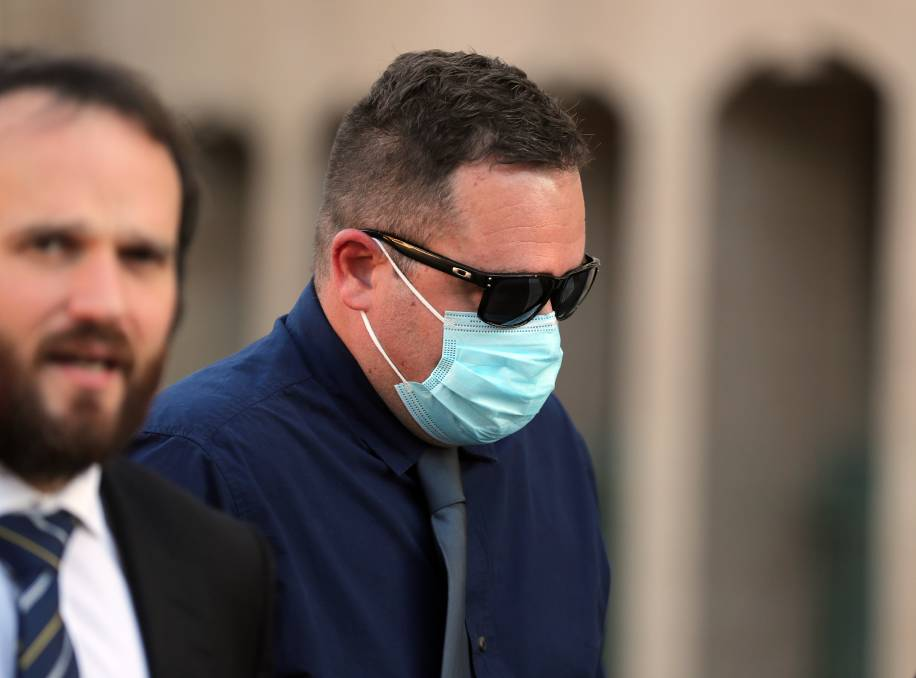 Lee Paterson has been charged with nine offences after he allegedly used the personal information of his former best friend to access his accounts.