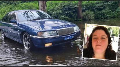 Ang Darragh is being remembered as a car enthusiast after she was tragically killed in a road crash on Friday. Picture: Facebook, Supplied