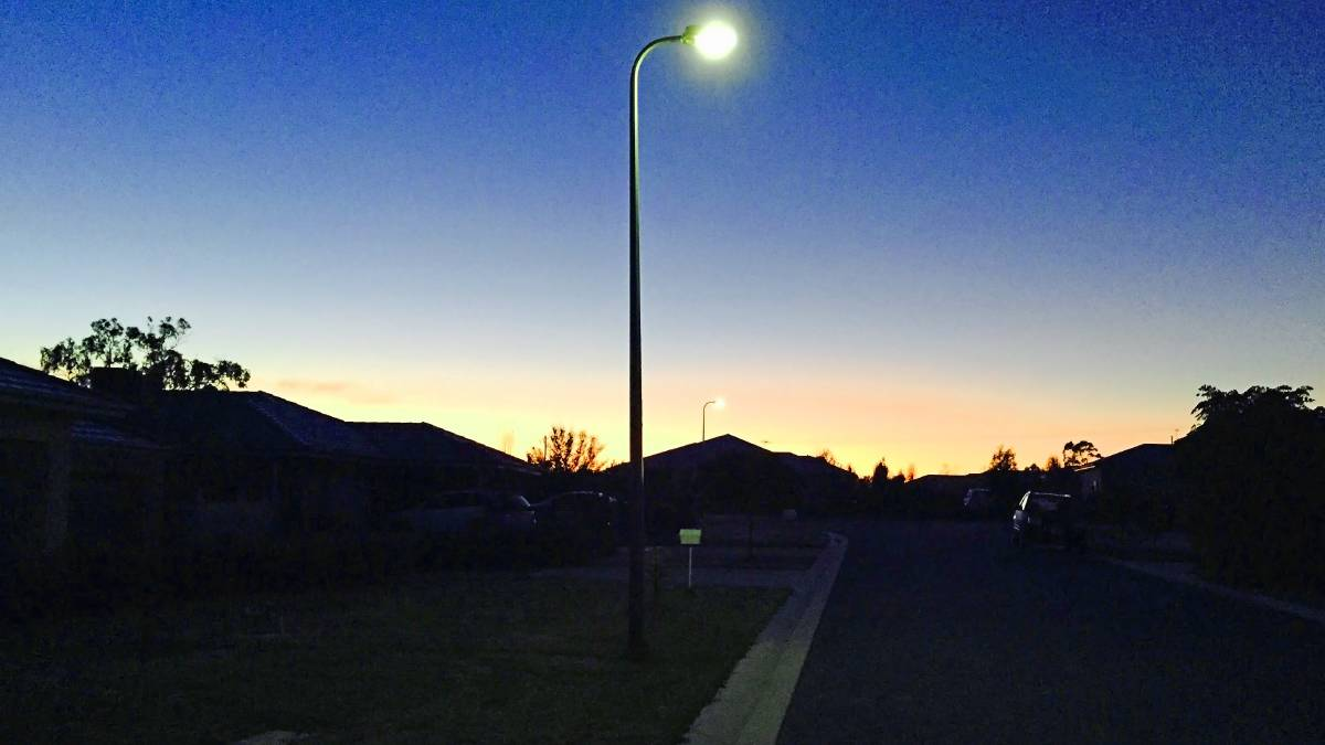 Wollongong council expected to spend $1.5m to replace 5500 street lights