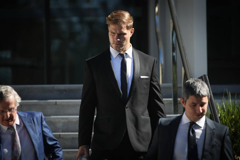 A verdict in the Jack de Belin and Callan Sinclair trial has not been reached, with the Judge declaring a mistrial.