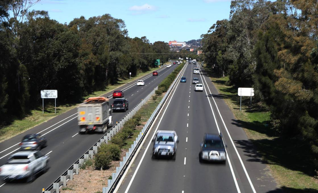 UNHAPPY: Improving public transport and reducing road congestion is on the wishlist for Wollongong councillors, but they say a proposed Transport for NSW plan is lacking. Picture: Robert Peet