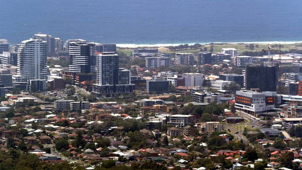 Part of Greater Sydney: Wollongong has missed out on the regional tourism boom. Picture: Robert Peet