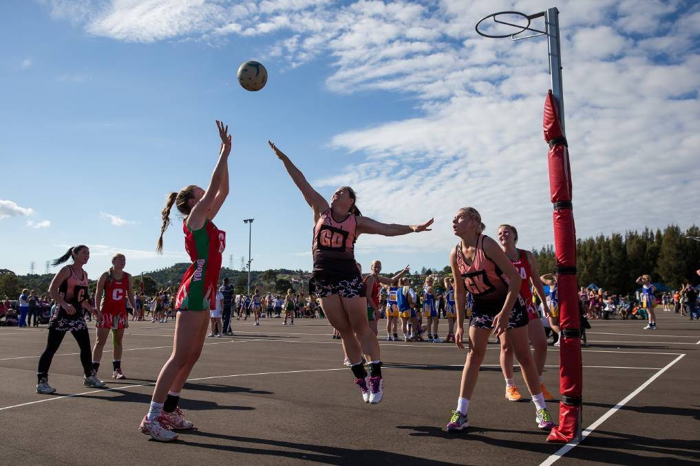 UPGRADE: $15,000 has been allocated for the Fred Finch Park netball courts.
