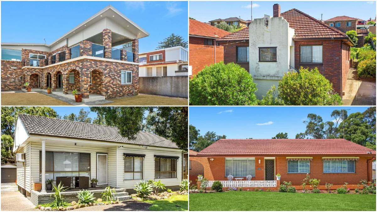 HOT PROPERTY: According to the CoreLogic report, strong growth was recorded in the Dapto/Port Kembla area. Pictured are properties recently sold in these suburbs.