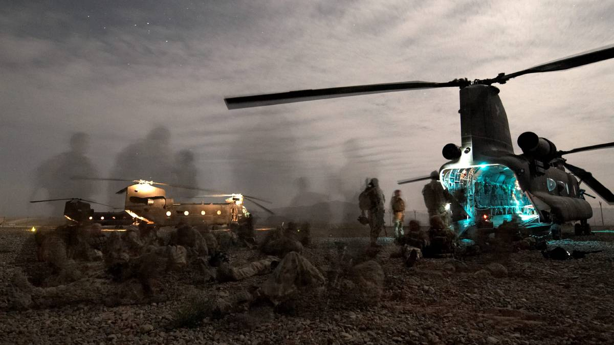 The IGADF report found evidence of 23 incidents of alleged unlawful killing of 39 Afghan civilians by Australian special forces personnel. Picture: Department of Defence
