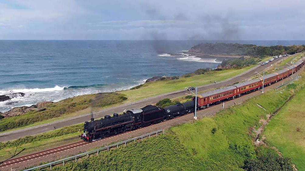 Picnic Train returns to the Illawarra for a special Christmas run