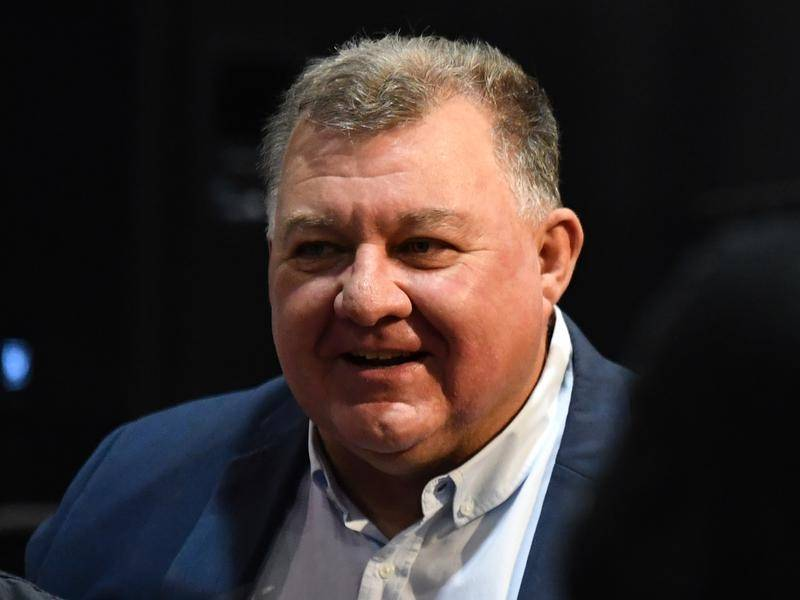 Craig Kelly has been slammed on UK TV for denying climate change and its role in the bushfires.