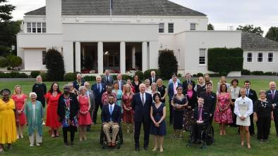 An inspiring group of people make up the nominees for the 2021 Australian of the Year awards.