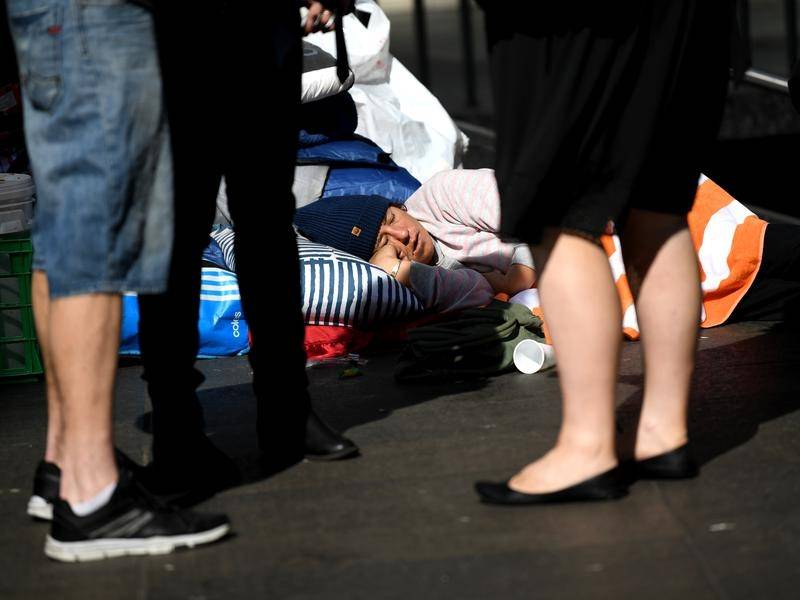 Capital city lord mayors want a national strategy to tackle homelessness.