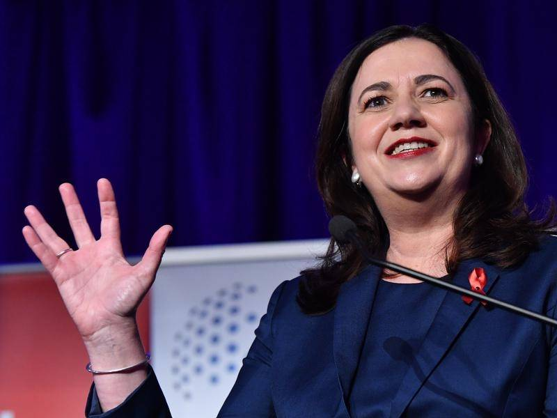 Annastacia Palaszczuk is poised to win the Queensland election, the latest Newspoll shows.