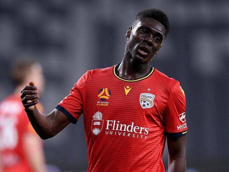 Mohamed Toure is the best 16-year-old Australian prospect his Adelaide United coach has ever seen.