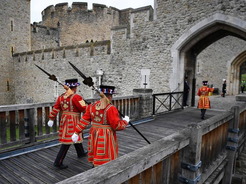 The Tower of London is one former royal residence with links to the slave trade.